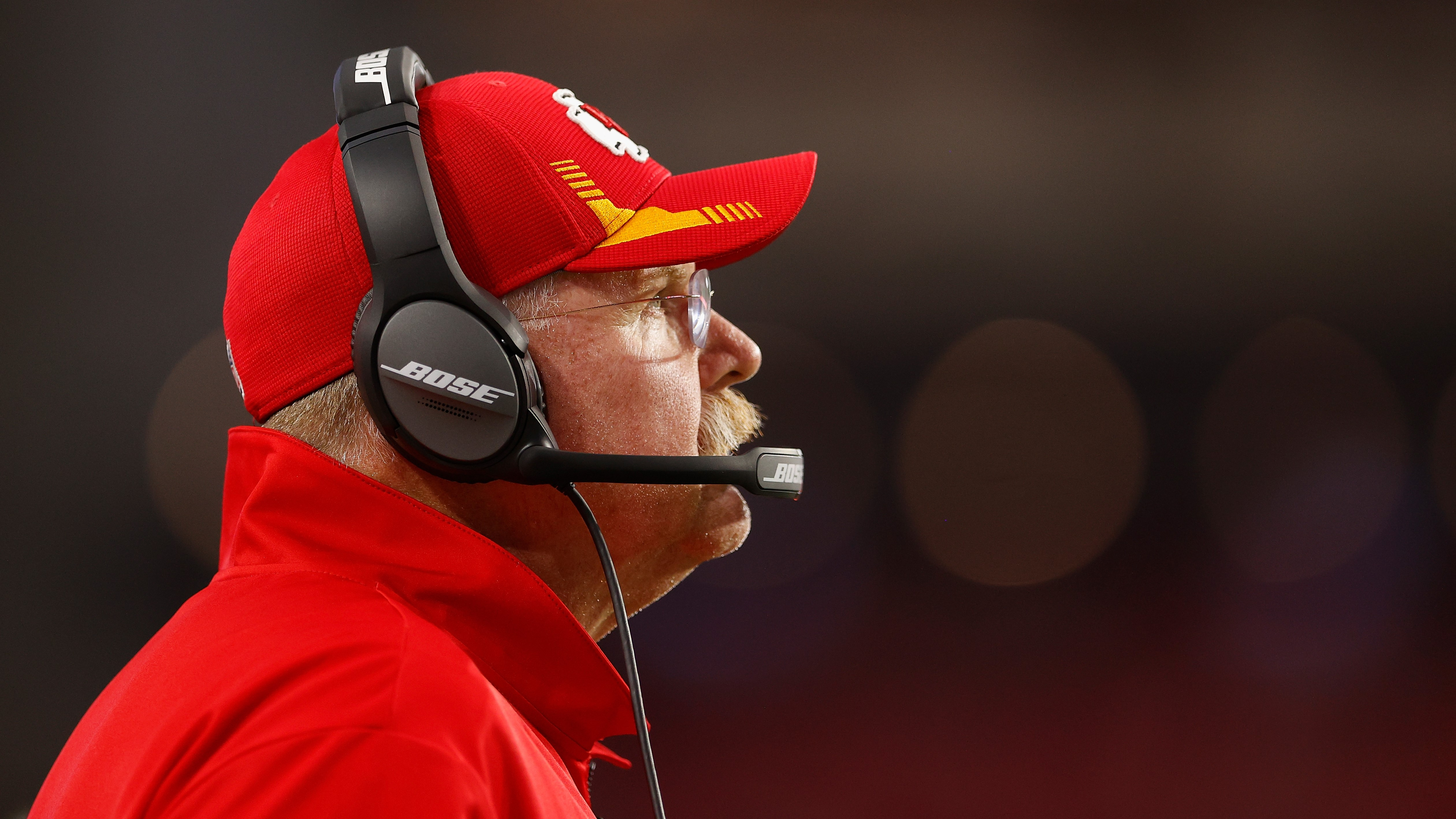 Andy Reid released from hospital, is expected to be back at work Monday or Tuesday