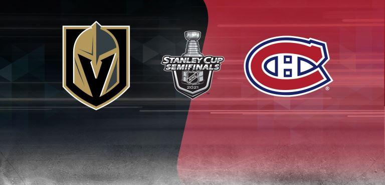 Watch NHL Playoffs 2021: Golden Knights vs. Canadiens