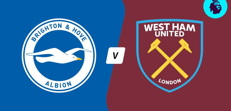 Watch Brighton and Hove Albion v. West Ham United Live