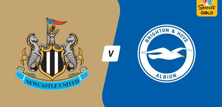 Watch Newcastle United v. Brighton and Hove Albion Live