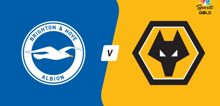 Watch Brighton and Hove Albion v. Wolverhampton Wanderers Live