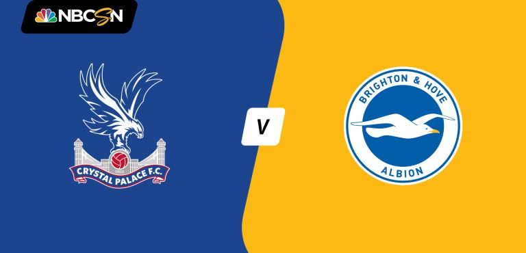 Watch Crystal Palace v. Brighton and Hove Albion Live