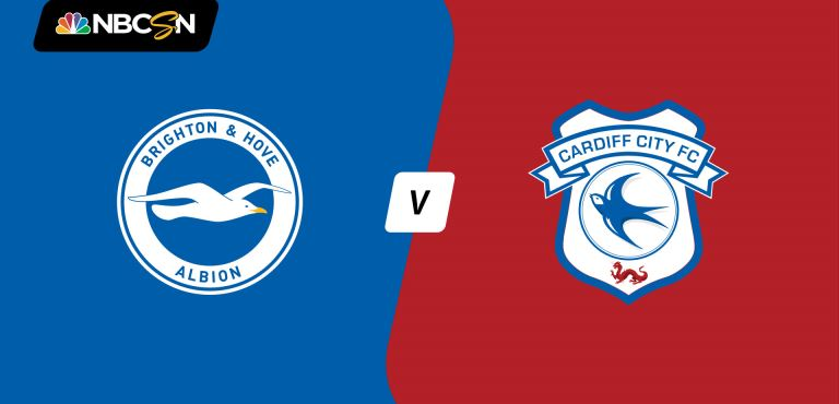Watch Brighton and Hove Albion v. Cardiff City Live