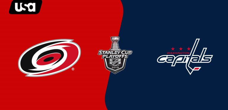 Watch NHL Playoffs 2019: Capitals vs. Hurricanes Live Streams