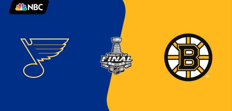 Watch Bruins vs. Blues Live Streams | NBC Sports