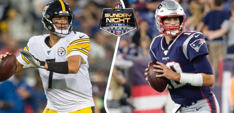 Watch Sunday Night Football Live | NBC Sports