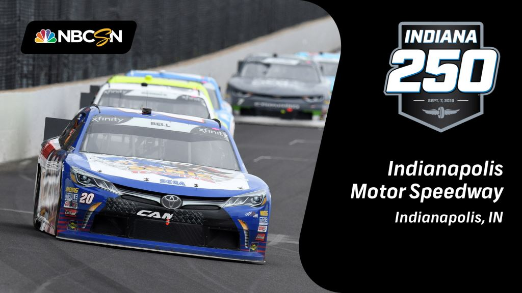 Watch Indiana 250 at Indianapolis Motor Speedway Live
