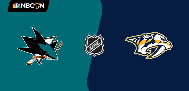 Watch Sharks vs. Predators Live | NBC Sports