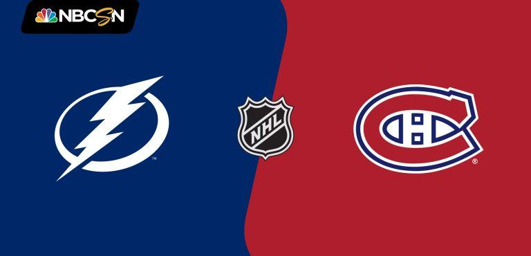 Watch Lightning vs. Canadiens Live | NBC Sports