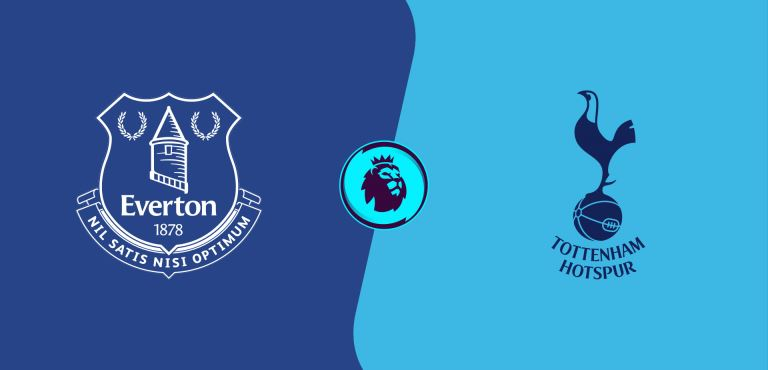 Watch Everton v. Tottenham Hotspur Live