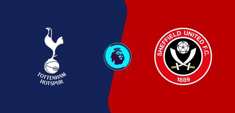Watch Tottenham Hotspur v. Sheffield United Live