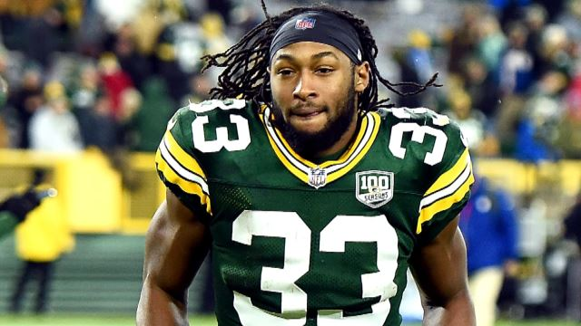 Is Green Bay Packers Rb Aaron Jones Poised For Big Year Nbc Sports