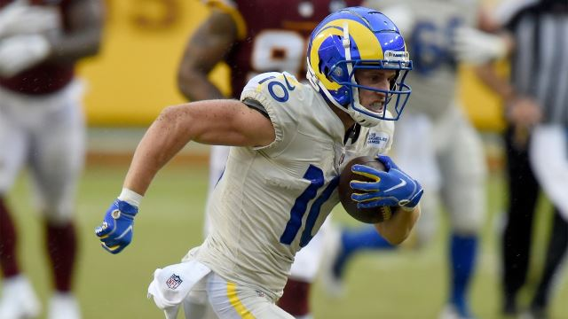 John Wolford Is Confident He Can Step Up For Rams At Quarterback Profootballtalk