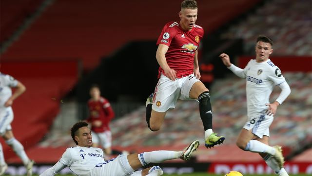 Manchester United - Leeds player ratings: Marks out of 10, reaction, video