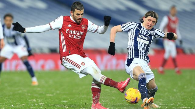 Extended Highlights West Brom 0 Arsenal 4 Nbc Sports