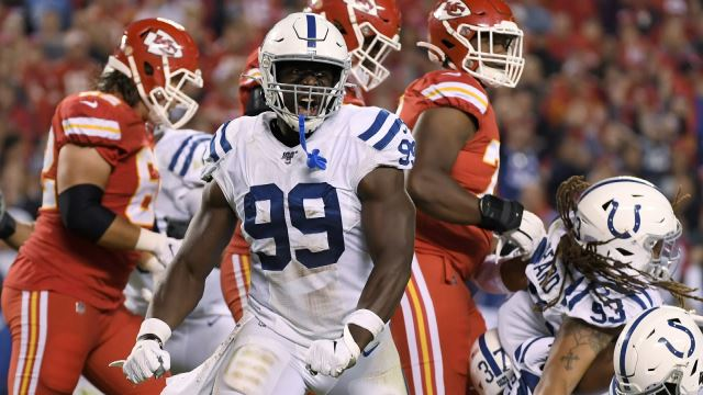Colts DE Justin Houston explains coming back to KC and winning ...
