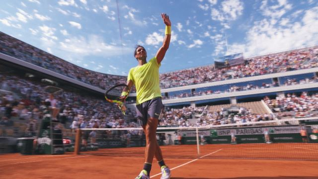 Rafael Nadal Can Tie Roger Federer S Record With 13th French Open