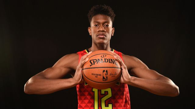 Fantasy Basketball Rookies To Watch De Andre Hunter
