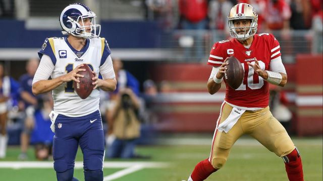 Los Angeles Rams Vs San Francisco 49ers Week 16 Fantasy