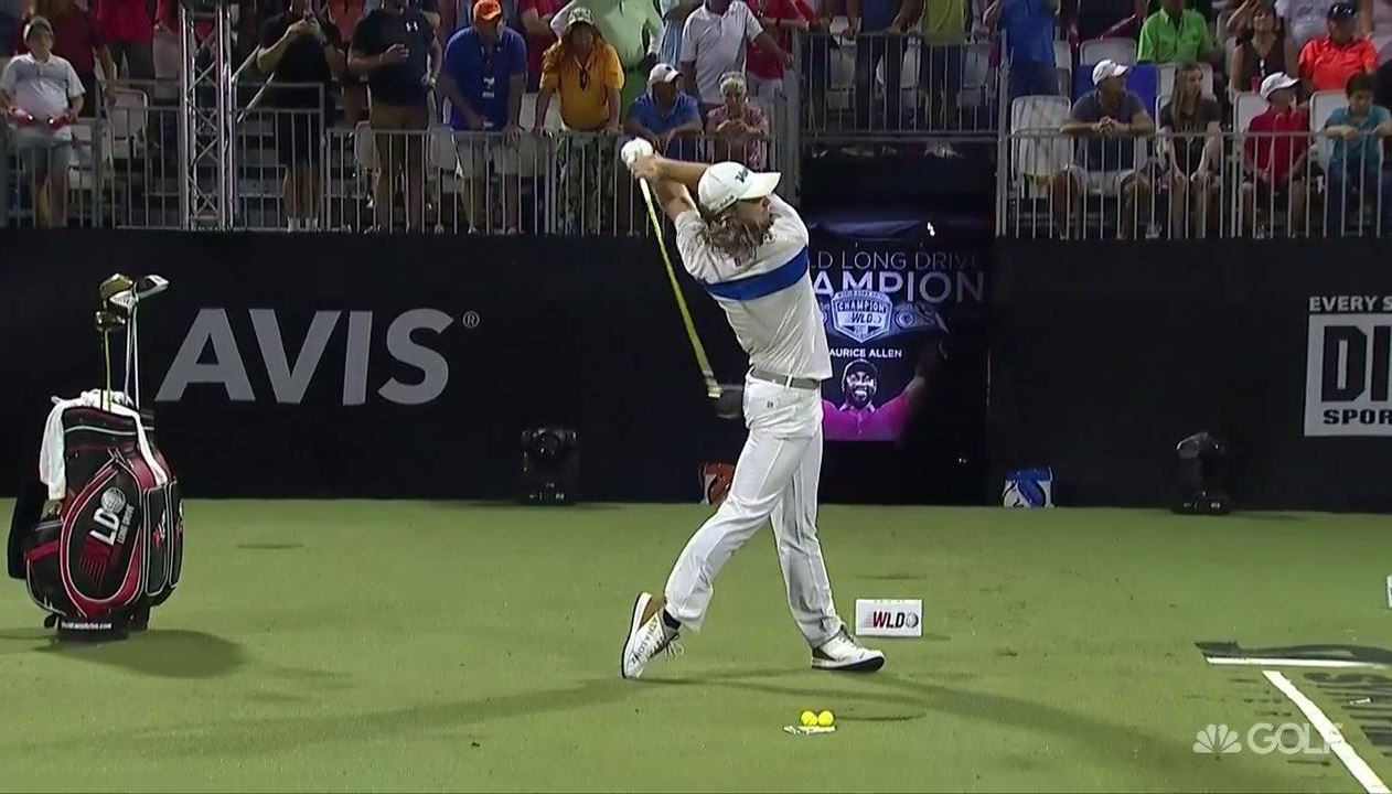 World Long Drive Championships | World Long Drive
